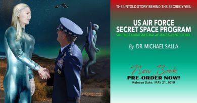 Programme spatial secret de l'US Air Force – Critique de livre – Dr SALLA