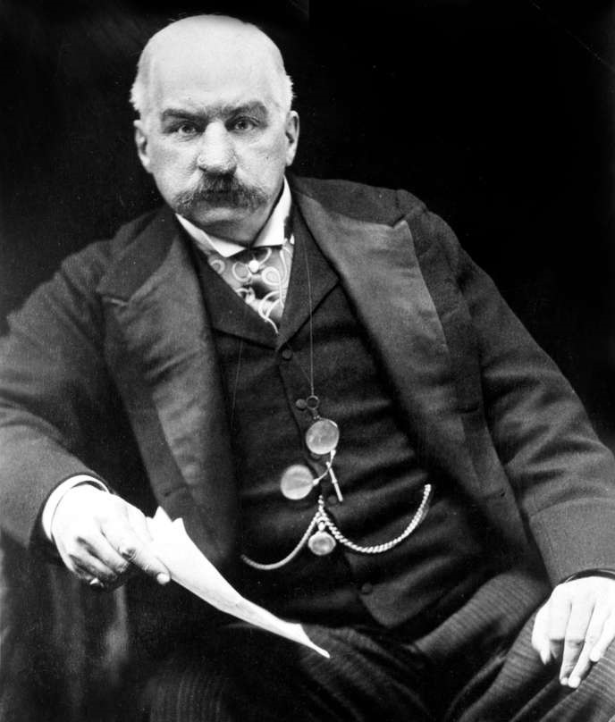 John Pierpont Morgan