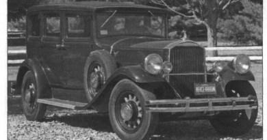 En 1931, la voiture à énergie libre de Tesla pouvait rouler à 145 km/h