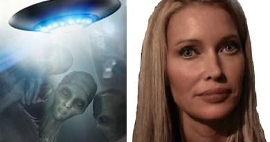 Une femme hybride humaine et extraterrestre se présente et témoigne de l'abduction de sa maman