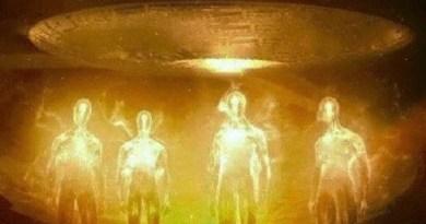 Les vaisseaux de lumière et le contact extraterrestre (protocole pour initier une rencontre d'un contacté)