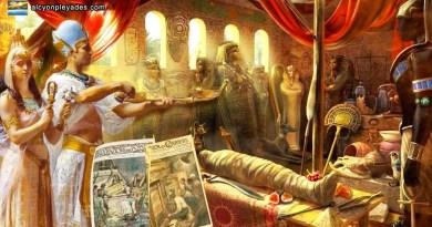 Egypte et Dieux, Malédiction des Momies, Médecine, Sirius, Orion, Shemsu Hor…