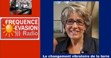 CHANGEMENT VIBRATOIRE de la TERRE – Monique Mathieu sur Fréquence Evasion