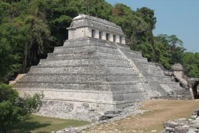 Pyramide de Palenque