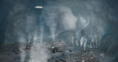 John Desouza La technologie Anunnaki et la découverte d'une ville Alien sous la glace en Antarctique