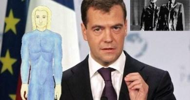 Le Premier ministre russe ne plaisante pas – des extraterrestres vivent parmi nous selon un documentaire des MIB (hommes en noir)