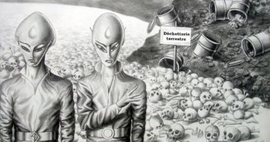 Les 11 caractéristiques des êtres trèsévolués (galactiques et extraterrestres…)