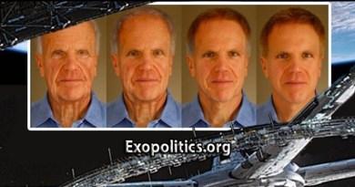 Une expérience d'inversion d'âge valide les initiés du programme spatial secret