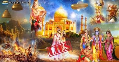Colonialisme anglais Inde Vimanas Cosmogonie Technologie, Taj Mahal temple hindou…
