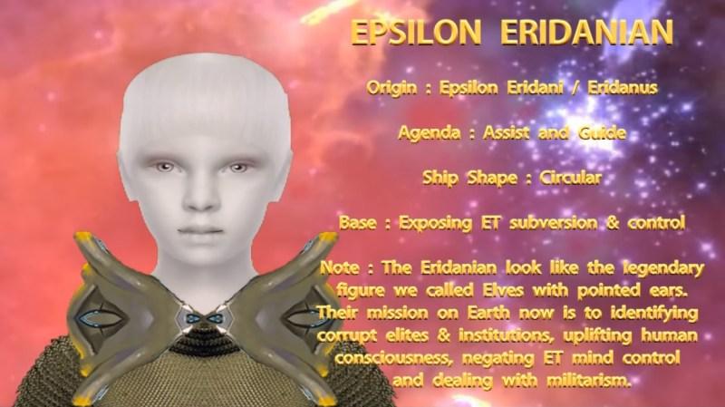 Epsilion Eridanian