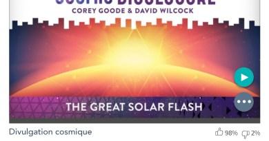 Émission « DIVULGATION COSMIQUE », l'intégrale. Saison 7, épisode 5/32 : LE GRAND FLASH SOLAIRE
