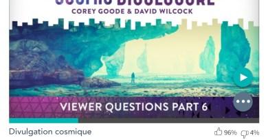 Émission « DIVULGATION COSMIQUE », l'intégrale. Saison 7, épisode 12/32 : QUESTIONS DES TÉLÉSPECTATEURS – PARTIE N°6