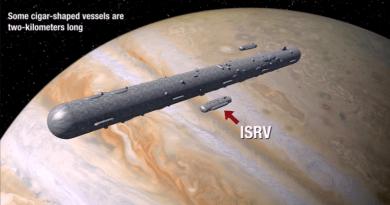 Le brevet de la US Navy de réacteur à fusion nucléaire vient confirmer l'existence de transporteurs spatiaux de 1,6 Km de long.