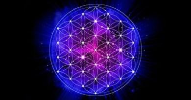 La fleur de vie en géométrie sacrée, avec méditation «Cœur fleur de Vie»