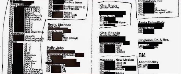 Epstein carnet noir