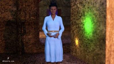 Mayan-female