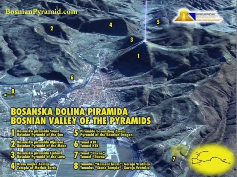 pyramide bosnie