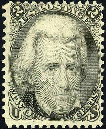 andrew-jackson-issue-of-1863-referred-to-as-black-jack-1