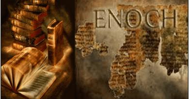 Les révélations du Livre d'Énoch
