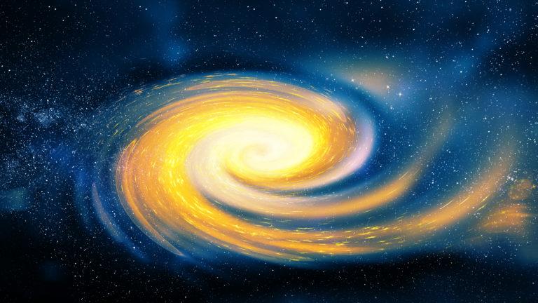 galaxie-spirale