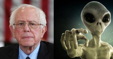 Un secret que les puissants de la planète connaissent tous : l'existence des extraterrestres !