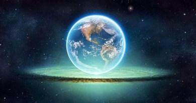 NOUVELLE TERRE: Transition vers la 5ème dimension