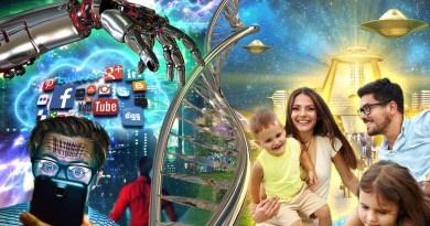 Les dangers de l'I.A., Energie toroïdale, bio-nanotechnologie, robot, Smart Grid