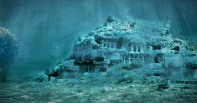 Les archéologues confirment l'existence de «l'Atlantide égyptienne»
