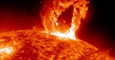Tempêtes solaires : l'une des possibilités de certaines lignes de temps
