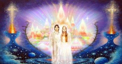 Les grandes prêtresses de la lumière vénusiennes via Galaxygirl : Guérison sexuelle par le symbole de l'infini