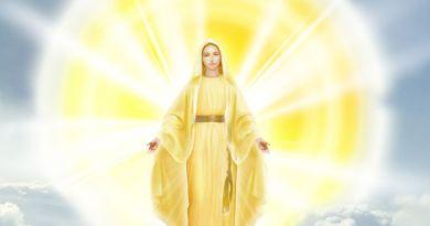 Message de Marie Mère Divine canalisée par Docteur Georges BONED