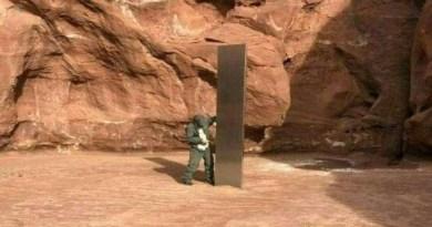 Vague de monolithes dans le monde : ils semblent avoir une origine humaine