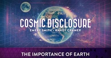 DIVULGATION COSMIQUE Saison 15 épisode 6 : Randy Cramer, L'importance de la Terre