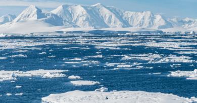 Cassel, Déva de Glace en Antarctique