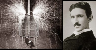 Nikola Tesla : Energie Libre, Antigravité, 3 6 9, Téléportation et auto-régénérations