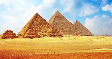 Le message des Pyramides d'Oleg de Normandie : les liens entre les pyramides d'Egypte et le mysticisme Nordique sont sous nos yeux !