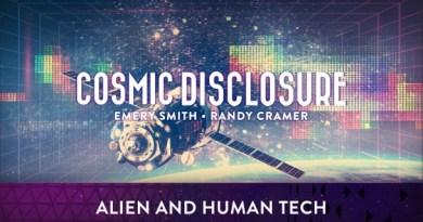 DIVULGATION COSMIQUE Saison 15 épisode 7: Randy Cramer, Technologie extraterrestre et humaine