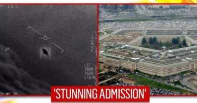 Le Pentagone admet qu'il a testé des épaves d'OVNI
