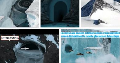 Dossier Divulgation : Les secrets en Antarctique ! Civilisation avancée, ruines, témoignages de militaires, pyramides, cavités secrètes, ovni, PSS / SSP et plus encore