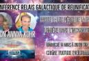 Les pièges de la fausse lumière dans l'incarnation Partie 1/2 par le Relais Galactique de Réunification