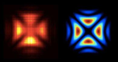 Codes lumineux photoniques incorporés et intégrés par Lisa Brown