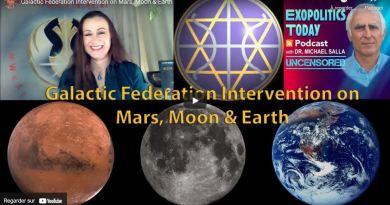 «Raids sur Mars» : transcription de l'interview d'Eléna Danaan par le Dr Michael Salla
