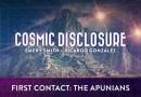 DIVULGATION COSMIQUE Saison 19 épisode 1 : Ricardo Gonzalez, Premier contact : Les Apuniens