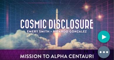 DIVULGATION COSMIQUE Saison 19 épisode 3 : Ricardo Gonzalez, Mission dans Alpha du Centaure