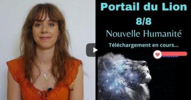 Portail du Lion 8/8: Téléchargement des Énergies Cosmiques pour Une Nouvelle Humanité, Gabriel Isis
