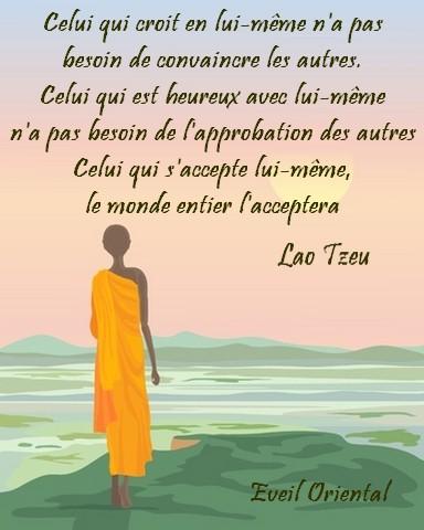 Citation Bouddha Accepte Ce Qui Est : citation, bouddha, accepte, Celui, Croit, Lui-même…, Eveil, Oriental