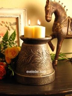 Tuscan Candleholder