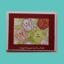 Incorporate texture into your card making. Adding texture is a current trend in the craft world. See how it can transform your card making.