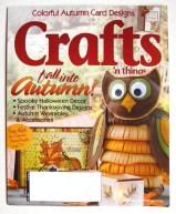 Crochet Amigurumi Twin Bears--Crafts 'n things Fall 2013