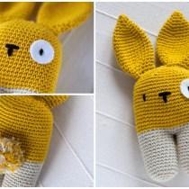 Spanish-English Crochet Rabbit Patterns